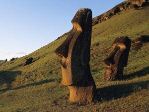 Easter Island Statues