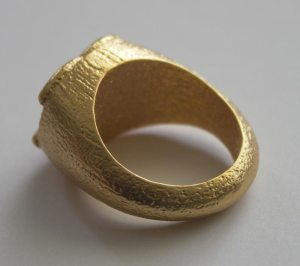 Coco Chanel ring image 3