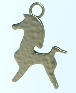 Bucephalus Pendant