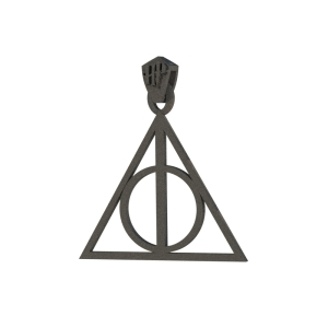 Harry Potter Pendant 1