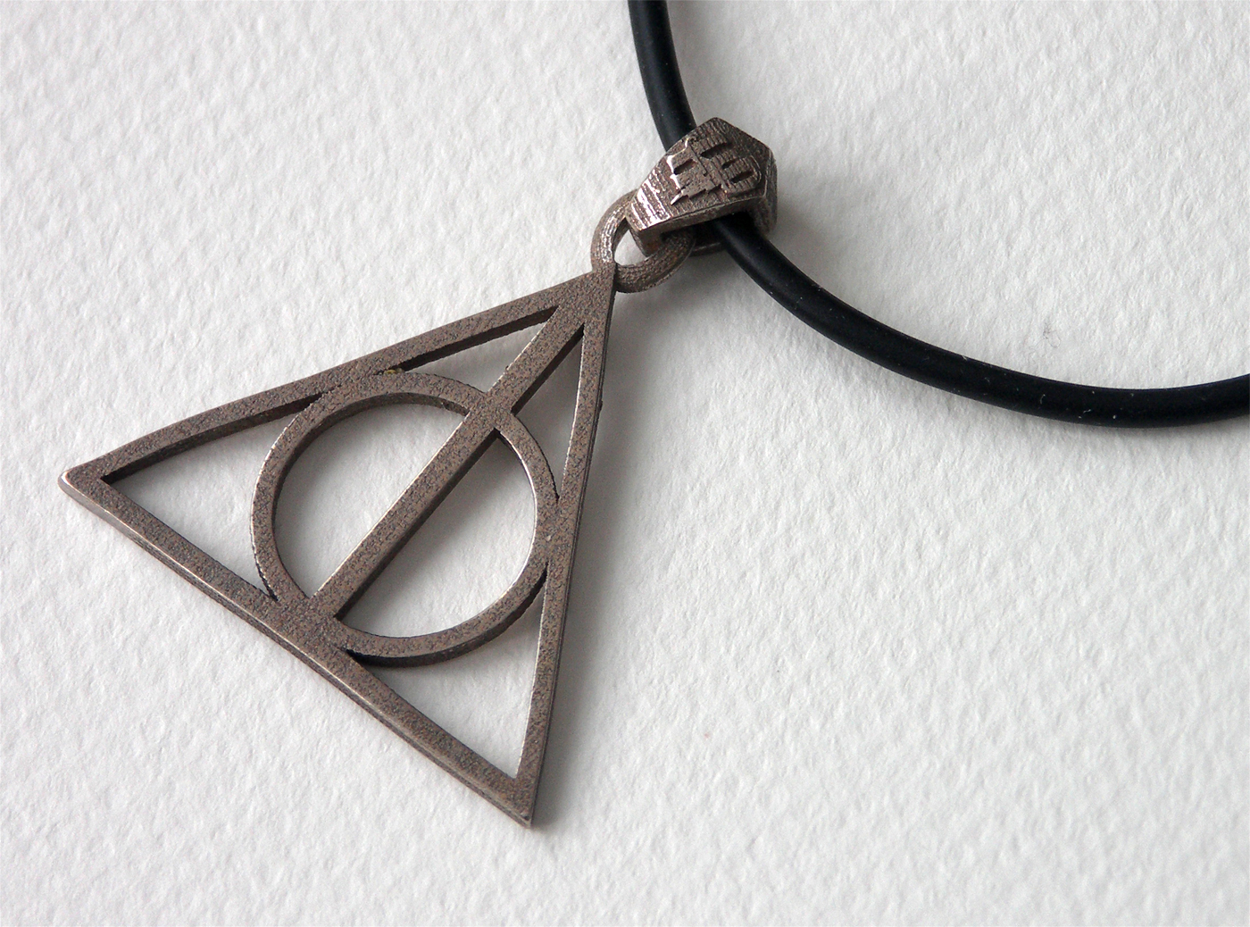 harry potter pendants in stock third dimension jewellery