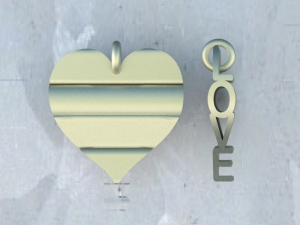 Secret Love Pendant