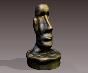 Easter Island Statue (new)