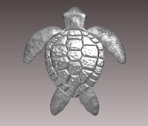 Sea Turtle - Render 3