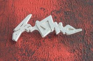 Graffiti Pendant