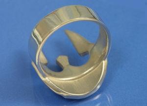 Spartan Helmet Ring