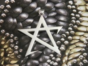 Broken Pentagram Pendant