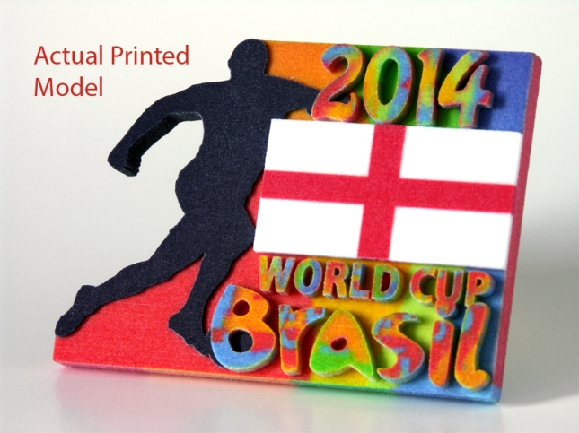2014 World Cup memorabilia