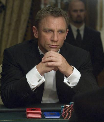 James Bond in Casino Royale