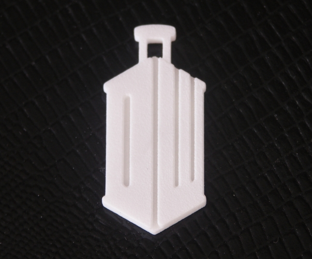 Dr Who Pendant