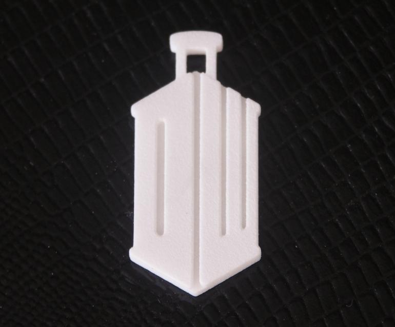 Dr Who Pendant