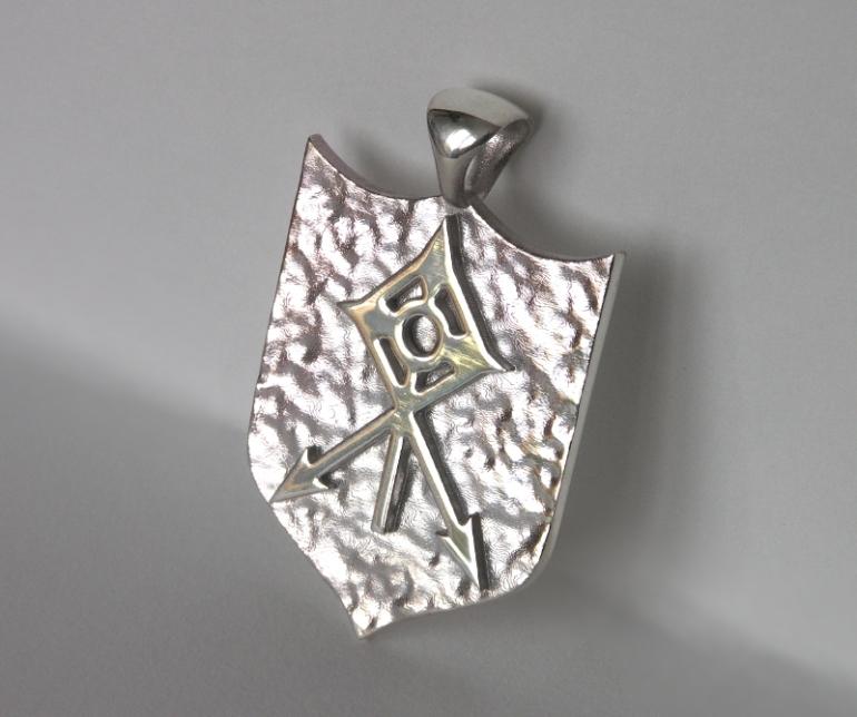 Family Crest Pendant
