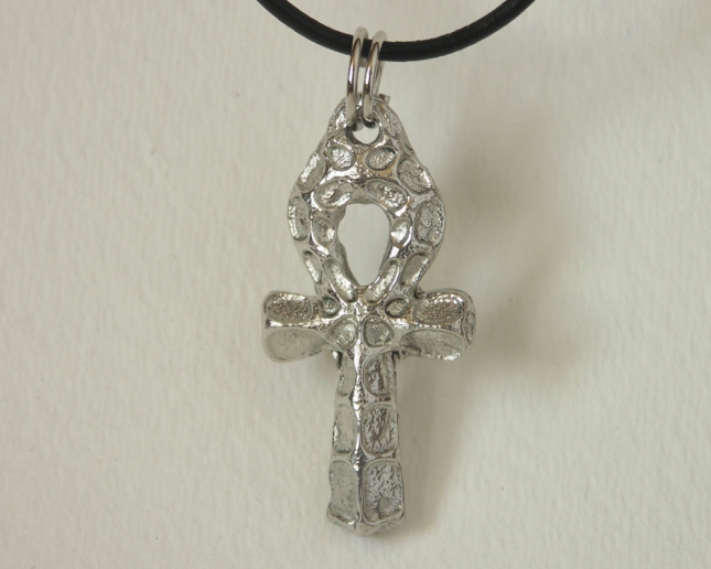 Egyptian Ankh in Pewter