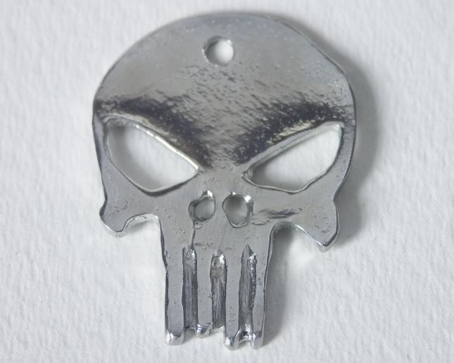 Alien Skull Pendant