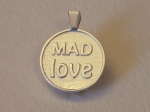 MAD LOVE Pendant / Charm