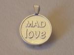 MAD LOVE Pendant /Charm