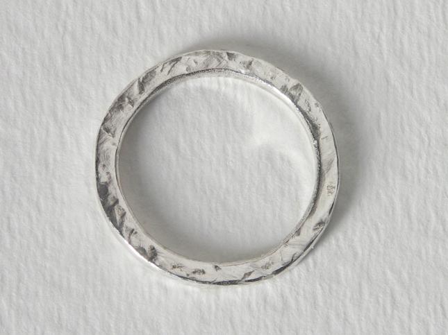 Argentium Ring - Size 9