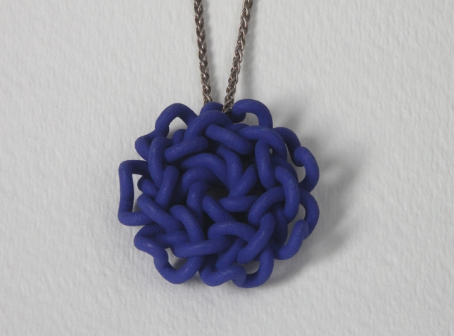 Intertwined Pendant