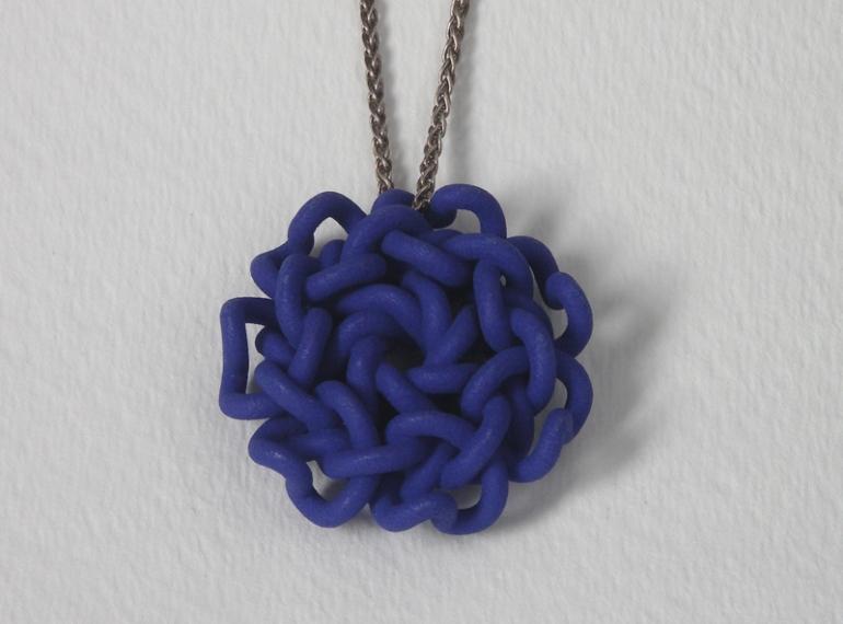 Intertwined Pendant