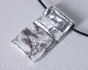 Primal Pendant Pure Silver