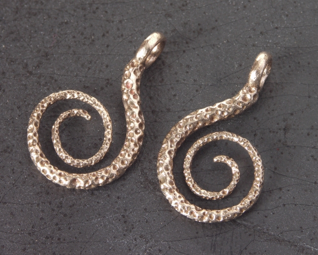 Sprial Earrings