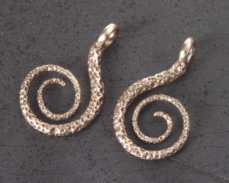 Sprial Earrings