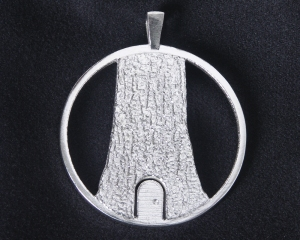 Tree Logo Pendant