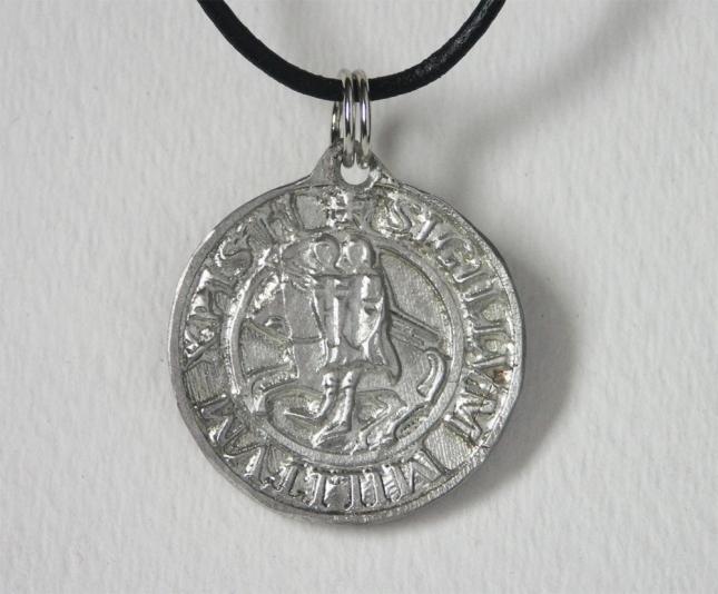 Knights Templar Pendant