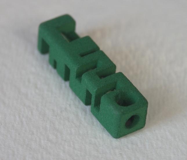 Tritium Vial Pendant
