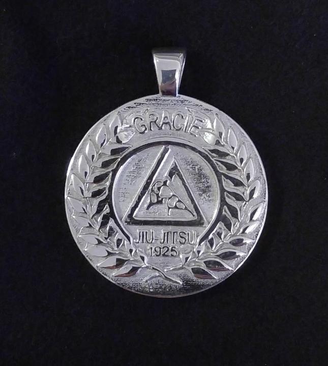 Jiu-Jitsu pendant